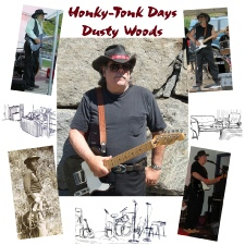 Honky-Tonk Days album | Dusty Woods.